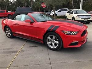 2015 Ford Mustang V6 V6 2dr Convertible for Sale in New Smyrna Beach, Florida Classified ...