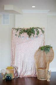 Boho Baby Shower Backdrop Ideas