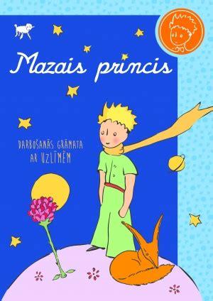 Zvaigzne ABC - Mazais princis. Darbošanās grāmata ar ...