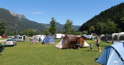 camping  austria tent pitches  grubhof  lofer