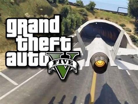 Gta Fails Gta 5 Online Stunts Flying Jets Through Tunnels 2