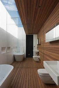 Beautiful minimalist bathrooms to fall in love with home for Fall in shower floor