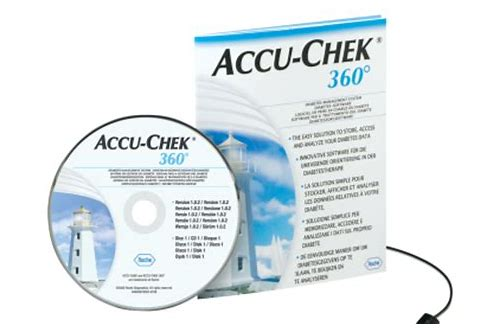 accu chek download software