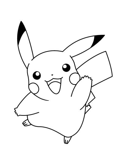 pokemon coloring pages  large images