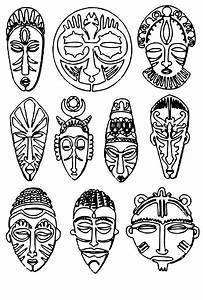 1000  Images About African Spirit Mask Project On