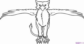 hd wallpapers cute griffin coloring pages