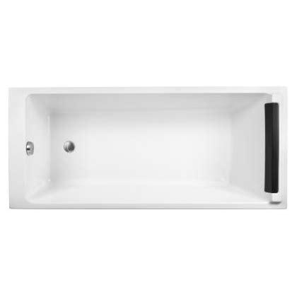 baignoire 170 x 70 baignoire acrylique spacio 170 x 70 rectangulaire blanc