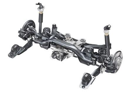 torsion beam multilink automachicom