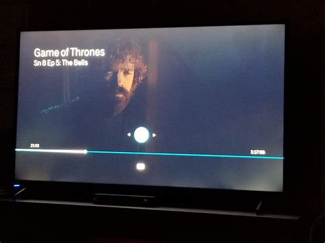 sony blooming dark bravia acceptable watching scenes kinda clouding x800h bothers comments