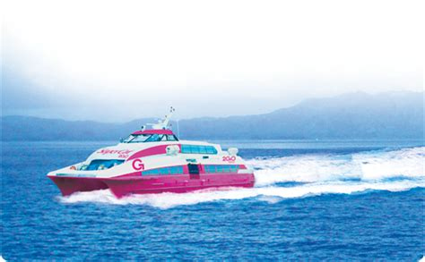 2go Boat Schedule by Supercat By 2go Travel