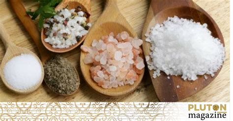 le sel inutile ou n 233 cessaire pluton magazine