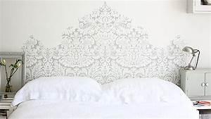 Idées Déco Tête De Lit : tapisserie tete de lit ~ Zukunftsfamilie.com Idées de Décoration