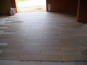 pose carrelage imitation bois 43 messages With comment poser du carrelage imitation parquet
