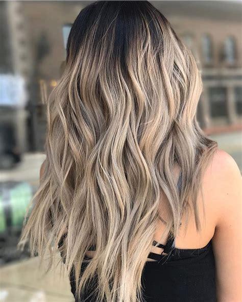 layered hairstyles cuts  long hair  summer hair