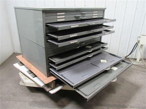 art flat file storage cabinets flat file cabinet vintage flat file cabinet by poul