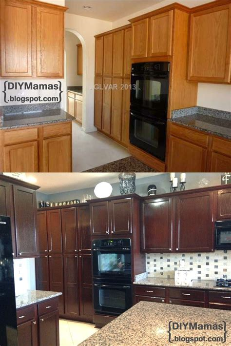 restaining kitchen cabinets diy best 25 gel stain cabinets ideas on how to