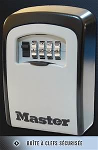 Boite A Clef Exterieur A Code : boite clefs s curis e masterlock standard ~ Edinachiropracticcenter.com Idées de Décoration