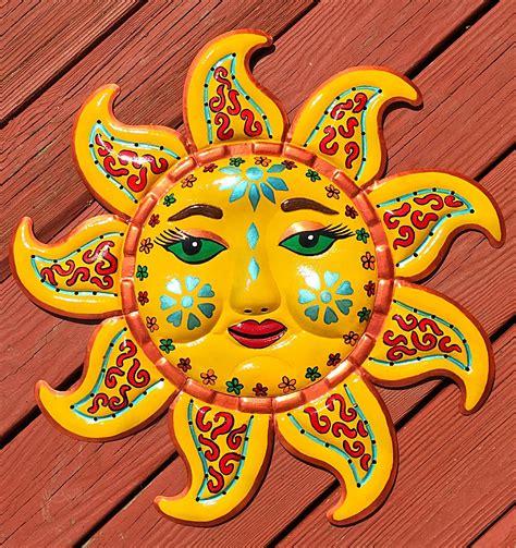 Talvera Sun | Star art, Sun painting, Moon art