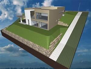 Haus Am Hang Bauen Stützmauer : haus f r grundst ck windsor stra e 152 das gro e sims 3 ~ Lizthompson.info Haus und Dekorationen
