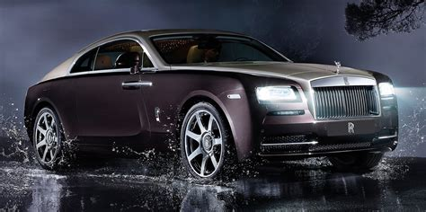 Rolls Royce Wraith Photo by Rolls Royce Wraith 645k Price Tag To Match Ghost In