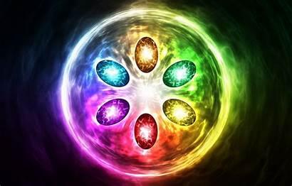 Infinity Stones Marvel 4k War Gems Gemas