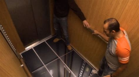 Elevator Prank Floor Falls Out by Of The Week Lg Electronics Creates Elevator
