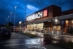 Increase, Of, Nearly, Nine, Per, Cent, For, Hornbach, Stores