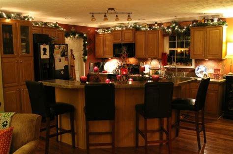 cocinas navidad  decoracion en  ideas creativas unicas