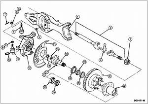 F250 Spindle Diagram
