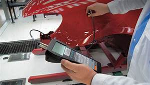 Measure Automotive Coating Thickness