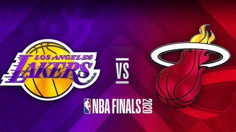 (LIVE) Watch Lakers vs Heat Live: Stream 2020 NBA Finals ...