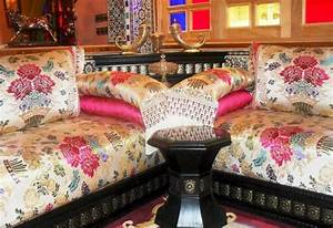 Acheter Salon Marocain : matelas salon marocain deco salon marocain ~ Melissatoandfro.com Idées de Décoration