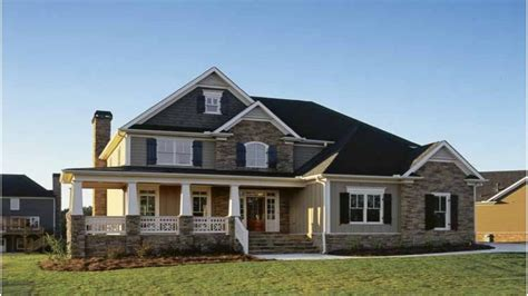 Country Style Homes, Country Ranch Style Homes Country