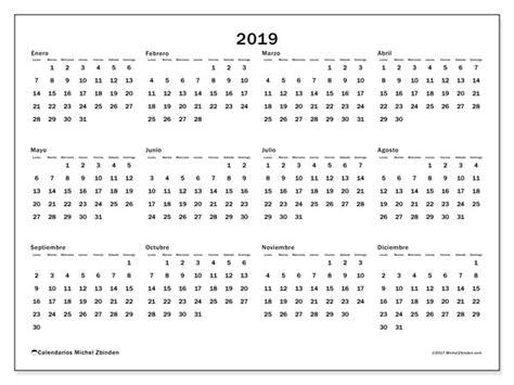 Calendario 2019 (32ld)