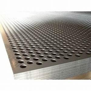 Plaque Aluminium 5mm : tole perforee ~ Melissatoandfro.com Idées de Décoration