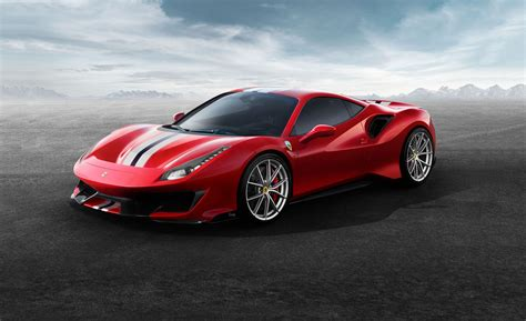 2019 Ferrari 488 Pista The 710hp Track Warrior Revealed