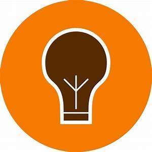 Led Light Bulb Symbol Bulb Vector Icon Download Free Vectors Clipart Graphics