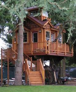 Amazing Cool Tree House Ideas | Home Design