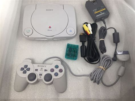 Ps1 Console Original Sony Playstation 1 Ps1 Dualshock Console System