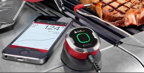 grill  perfect steak  idevices igrill bluetooth