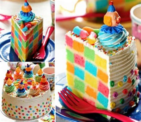 rainbow cake recipes  tutorials beesdiycom