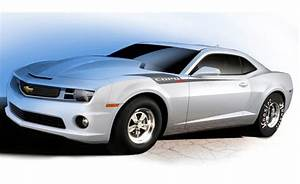 2013 Chevy Copo Camaro Gets New Engine Options  Manual