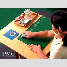Montessori Language Exercise (chalk Boards Blank) Youtube