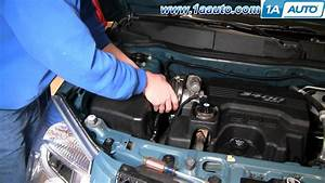 2007 Chevy Equinox Engine Diagram How To Install Replace Serpentine Belt Tensioner Chevy Equinox