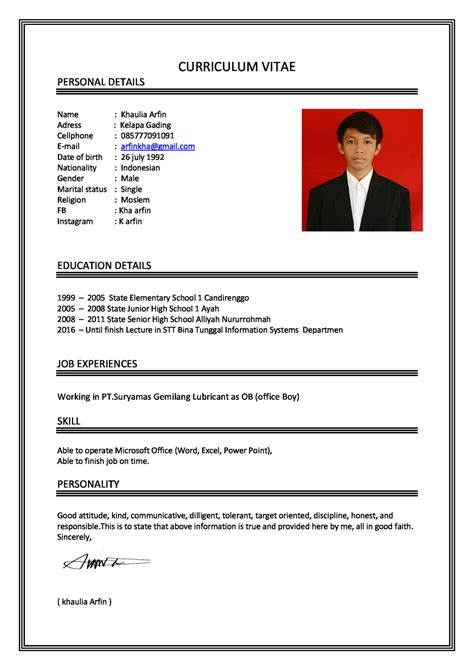 Contoh Cv Daftar Riwayat Hidup  Candi Pletok. Curriculum Vitae Graduate School Example. Free Cover Letter Template For Graphic Designer. Letter Of Resignation Sample 2 Weeks. General Cover Letter Without Position. Cover Letter For Resume Management Position. Hacer Curriculum Vitae Gratis En Linea. Cover Letter Example For Job Application Accountant. Resume Objective Examples Dental Receptionist