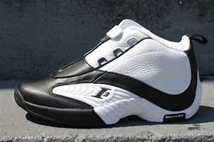 Reebok Answer IV White/Black - Back in Stores!