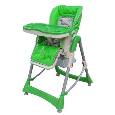 chaise haute bébé pliable pliable bébé chaise haute recline chaise haute réglable en