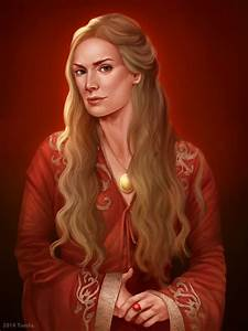 Game of thrones fan art - Cersei Lannister by ynorka on ...