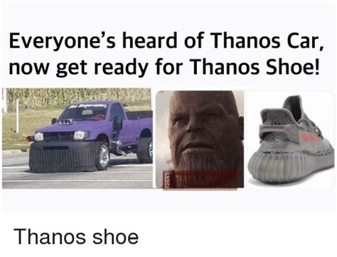 Everyone's Heard Of Thanos Car Now Get Ready For Thanos