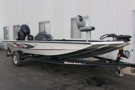 New Triton Boats by 2016 New Triton Boats 18 Tx Center Console Fishing Boat